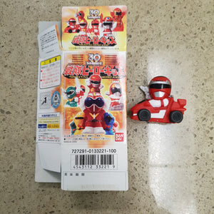 Sentai Hero Kids (Power Rangers) Candy Toy (2006) / Finger Puppet - #5 - FING01292019