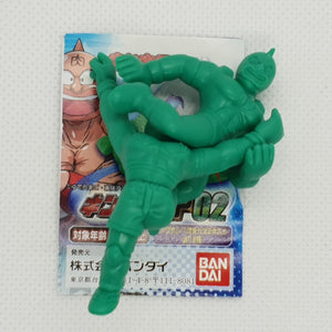 New Kinkeshi Gashapon SP02 - Green - Kinnikuman vs. Kinnikuman Super Phoenix