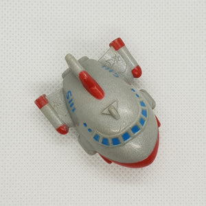 Ultraman Finger Puppet Figure - Space Ship #1