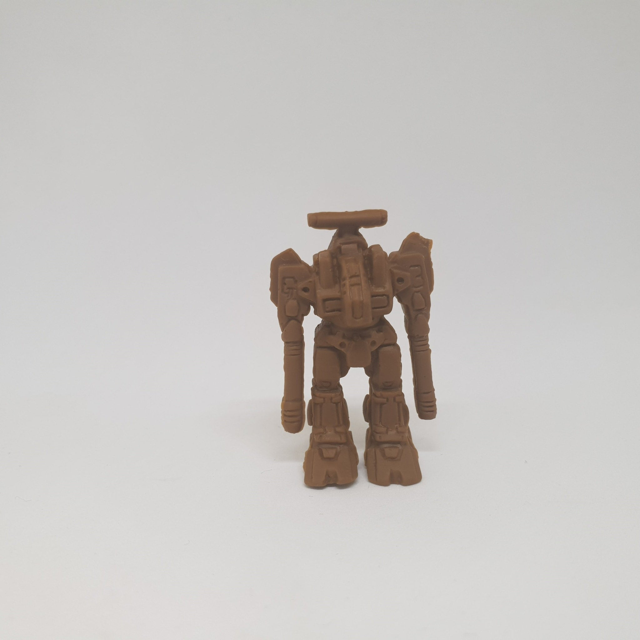 Boring Brown Robot - Keshi