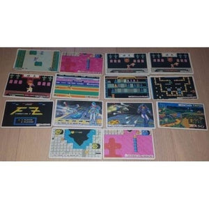 Famicom Menko Cards (Rectangle) - Cards & Stickers