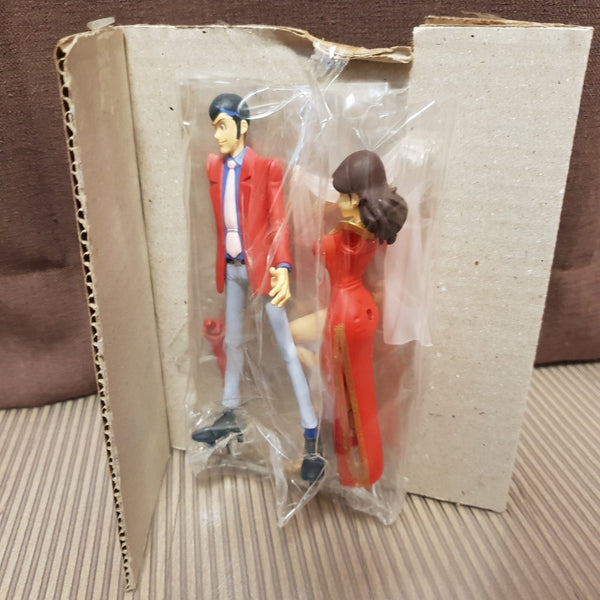 Lupin The Third Ps2 Figure - Other Toys
