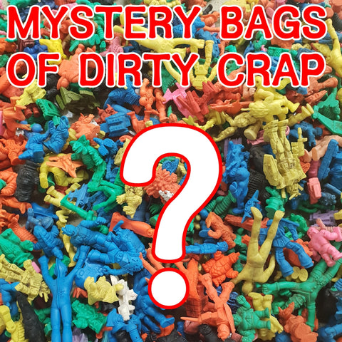 Mystery Bags Of Dirty Crap - Keshi