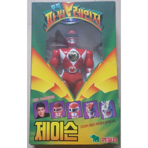 Official Korean Power Rangers Toy - Red Ranger - Other Toys