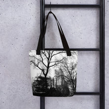 Load image into Gallery viewer, Cathedral Trees Tote bag