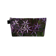 Load image into Gallery viewer, Purple Posey Makeup Bag