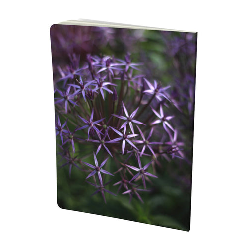 Purple Posey Notebook