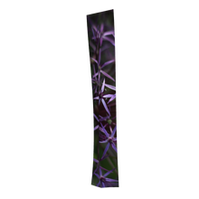 Load image into Gallery viewer, Purple Posey Long Scarf