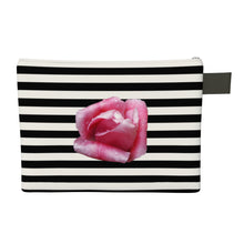 Load image into Gallery viewer, Rose & Stripes Carry-all