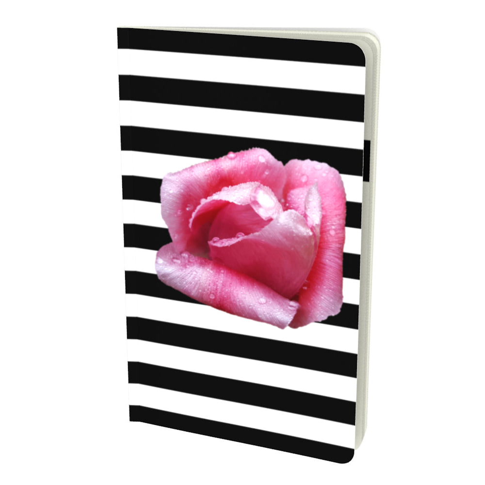 Rose & Stripes Notebook