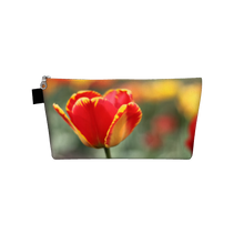 Load image into Gallery viewer, Totally Tulip Makeup Bag