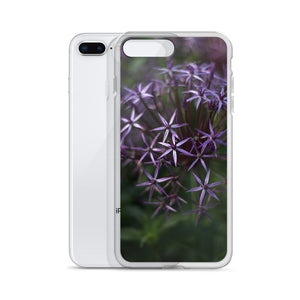 Purple Posey iPhone Case