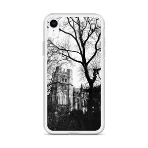Cathedral Trees iPhone Case