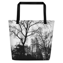 Load image into Gallery viewer, Cathedral Trees Beach Bag