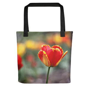 Totally Tulip Tote