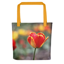 Load image into Gallery viewer, Totally Tulip Tote