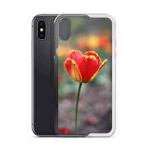 Load image into Gallery viewer, Totally Tulip iPhone Case