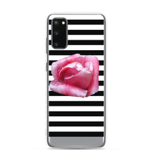 Load image into Gallery viewer, Rose & Stripes Samsung Case