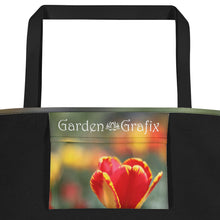 Load image into Gallery viewer, Totally Tulip Logo Beach Bag