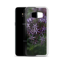 Load image into Gallery viewer, Purple Posey Samsung Case
