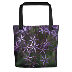 Purple Posey Tote