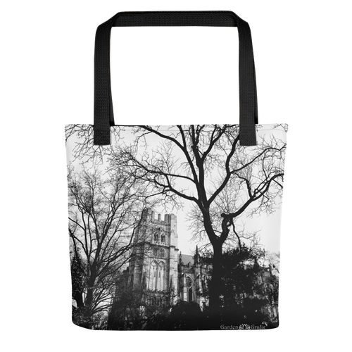 Cathedral Trees Tote bag