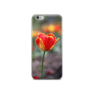 Totally Tulip iPhone Case