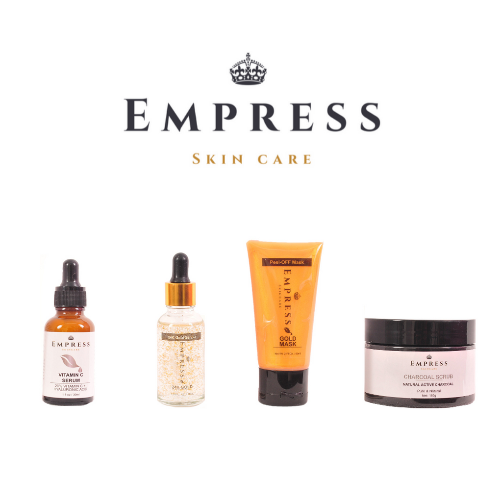 Empress Skincare Announces the Launch of New Skin Care Products