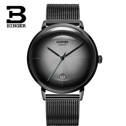 BINGER Swiss Business Class Pro Mechanical Watch B 5086