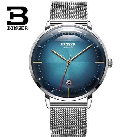 Image of BINGER Swiss Business Class Pro Mechanical Watch B 5086