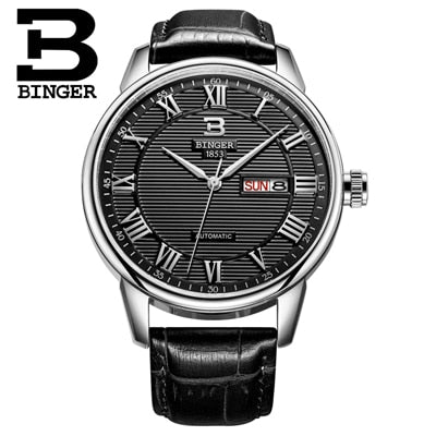 Binger Swiss Quartz Watch Women B 3037
