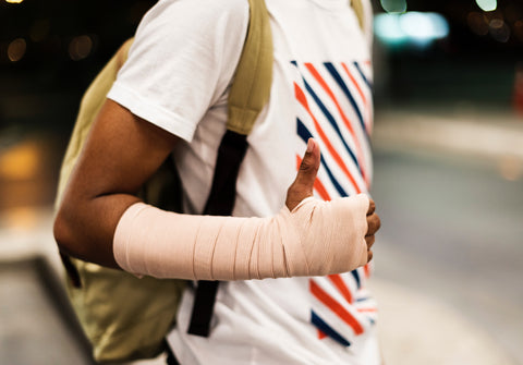 First Aid: Bone, Muscle and Joint Injuries