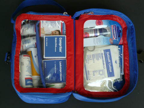First Aid: First Aid Kit