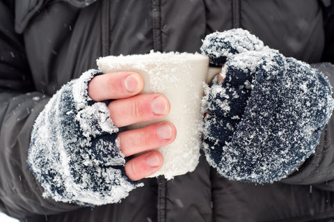 First Aid: Cold-Related Injuries