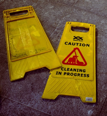 Bloodborne Pathogens: Cleaning Exposed Areas