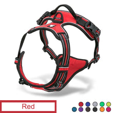 Load image into Gallery viewer, Ultimate Dog Harness - No Pull Design, Reflective, Handle