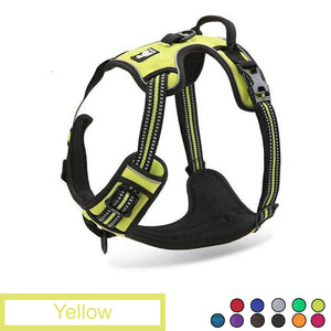 Ultimate Dog Harness - No Pull Design, Reflective, Handle