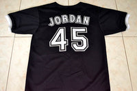 Michael Jordan Birmingham Barons Minor League Jersey