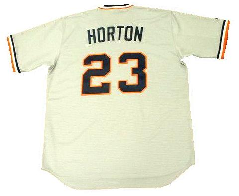 Willie Horton 1972 Tigers Throwback Jersey