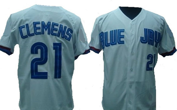 Roger Clemens Toronto Blue Jays Jersey