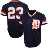 Kirk Gibson 1984 Detroit Tigers Throwback Jersey