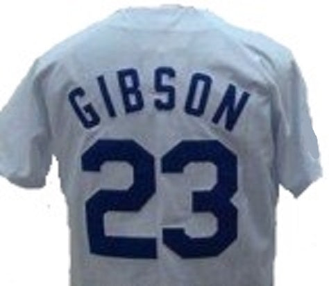 Kirk Gibson Los Angeles Dodgers Throwback Jersey