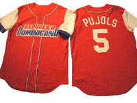 Albert Pujols Dominican Republic National Team Jersey