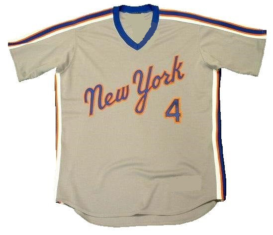 finest selection e9607 14012 Lenny Dykstra New York Mets Throwback Jersey
