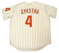 Lenny Dykstra Philadelphia Phillies Home Jersey