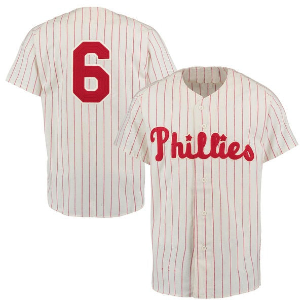Johnny Callison 1964 Philadelphia Phillies Throwback Jersey