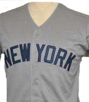 Lou Gehrig New York Yankees Throwback Road Jersey