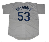 Don Drysdale Los Angeles Dodgers Home Jersey