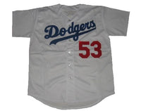Don Drysdale Los Angeles Dodgers Jersey