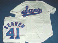 Tom Seaver 1966 Jacksonville Suns Minor League Jersey